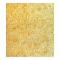 Декоративная 3Д-панель стеновая кирпич Бежевый Мрамор (самоклеющиеся 3d панели для стен оригинал) 700x770x5 мм