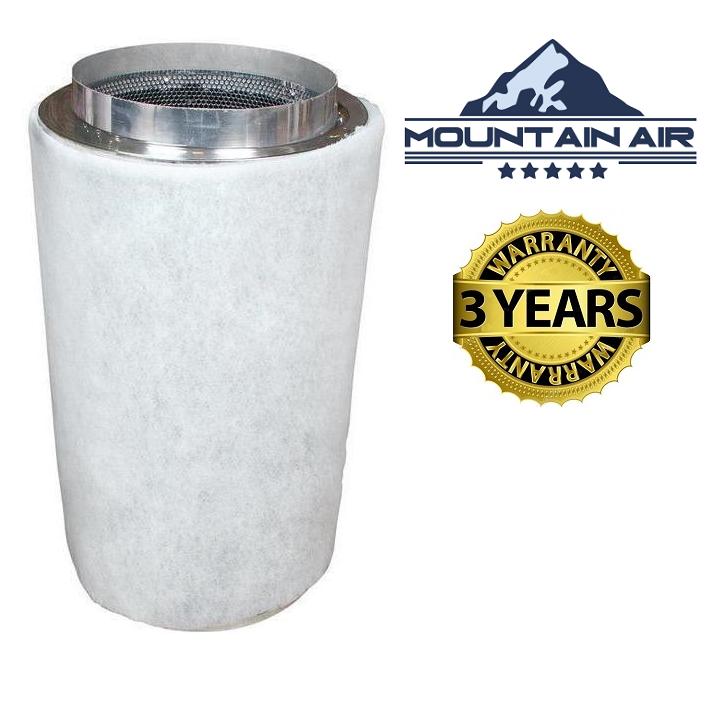 Фильтр угольный воздушный MountainAir Filter (0840) 200/1000 1615 м3