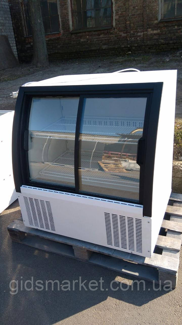 Холодильный шкаф - витрина Klimasan S 300 RYSG, мини-холодильник бу.