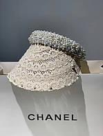Козырек женский Chanel (Шанель)