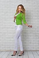 Жакет Эрика (01) оливковый, фото 1