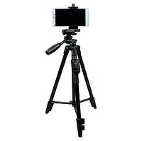 Штатив трипод с пультом ДУ для камеры и телефонаVDT 5208, фото 1