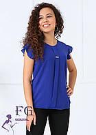 Блуза летняя воздушная  080/01, фото 1