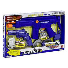 Игрушечный набор Полиция  Justice