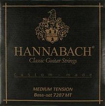 Струны для классической гитары HANNABACH 7287MT
