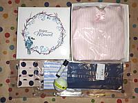 Подарочный женский набор с пижамой и приятностями в коробке №2