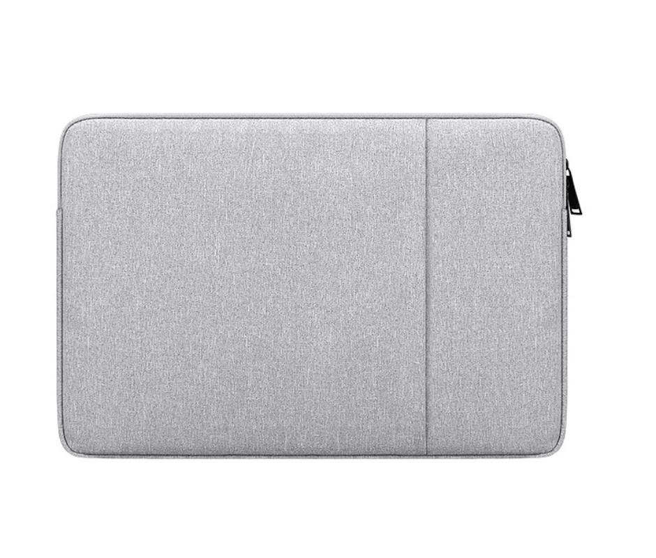 Чехол для Macbook Air/Pro ASUS/ DELL/HP/XIAOMI та ін 12/13,3''/14,1''/15,4'' - серый