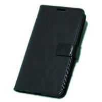 Чехол книжка для телефона Meizu M5 Note черный, фото 1