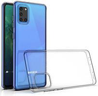Чехол TPU для Samsung Galaxy A31 A315