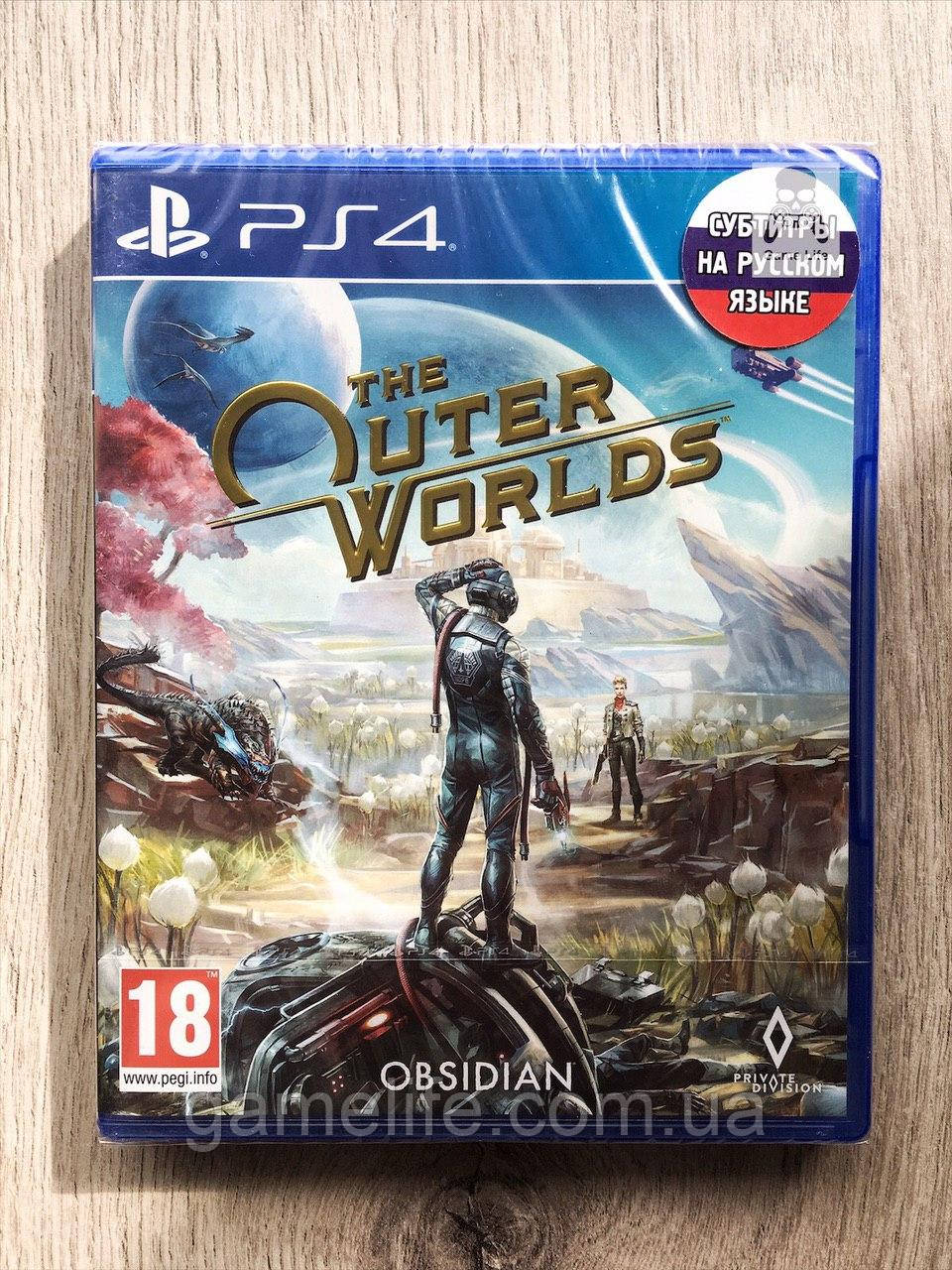 The Outer Worlds (рус. суб.) PS4