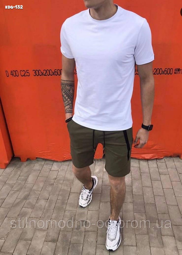 Чоловічий костюм (футболка + шорти) від Стильномодно