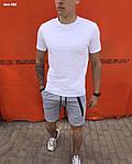 Чоловічий костюм (футболка + шорти) від Стильномодно, фото 2