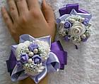 Набор экслюзивных бутоньерок на свадьбу, фото 4