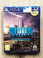 Cities Skylines Playstation 4 Edition (рус. суб.) PS4, фото 1