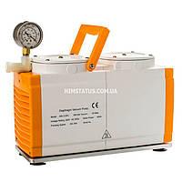 Насос вакуумний мембранний GM-0,50 В (химстойкий, 2 ступінчастий, 30 л/хв, 50 мбар, 0,95 бар)