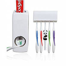 Диспенсер для зубной пасты и держатель зубных щеток SKL11-187093