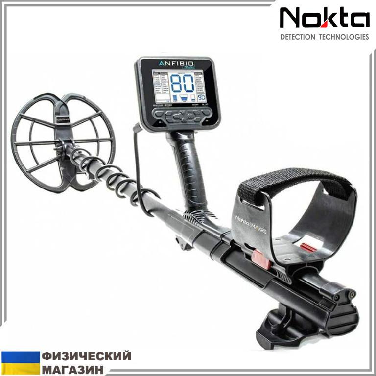 Металлоискатель Nokta Makro Anfibio Multi Light