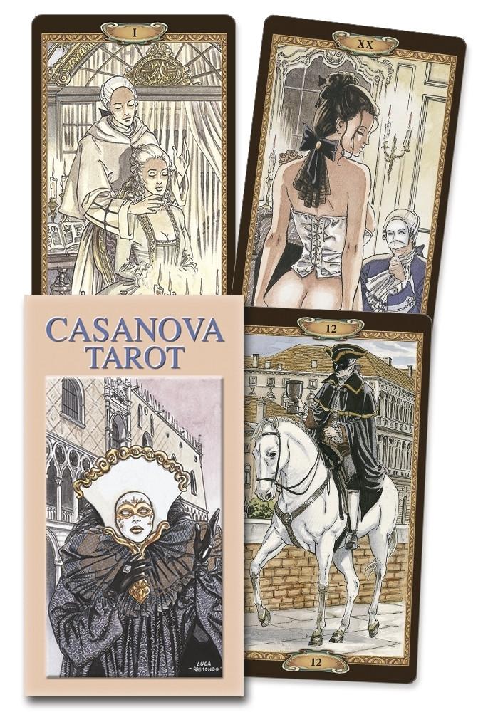 Tarot of Casanova/ Таро Казанови