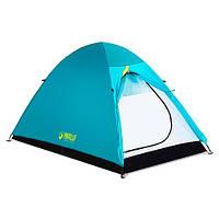 Палатка туристическая двухместная кемпинговая Bestway Activebase