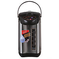 Термопот чайник-термос стальной Domotec 6 литров (MS 6000) из нержавейки