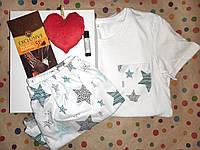 Подарочный женский набор с пижамой и приятностями в коробке №6