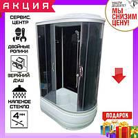 Гидромассажная душевая кабина 120х85 см GM 1211 L без электроники