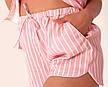 Пижама женская NZY Лен S / M Pink Line Розовая (LN129305), фото 2