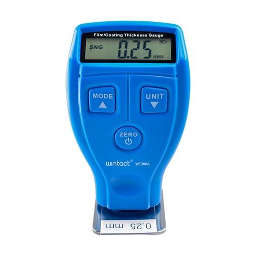 Толщиномер Fe\nFe (0~1800 мкм) WINTACT (WT200A)