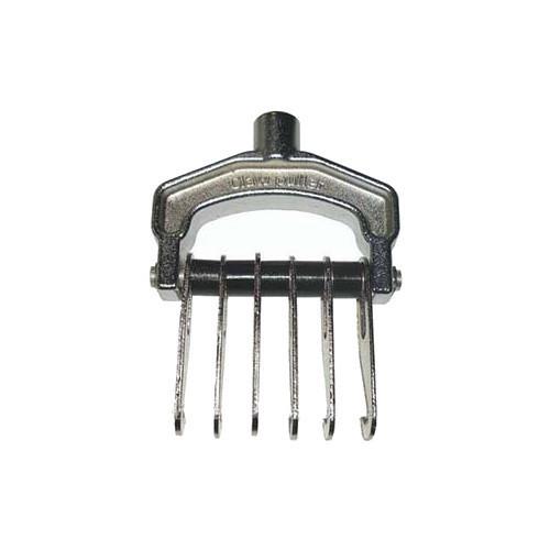Гребінка (насадка для зворотного молотка) GIKRAFT (GI12202)