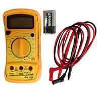 Цифровой мультиметр TRISCO (R-620D)