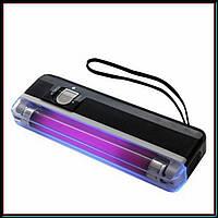 Детектор валют портативный ручной ультрафиолетовый DL-01, фото 1