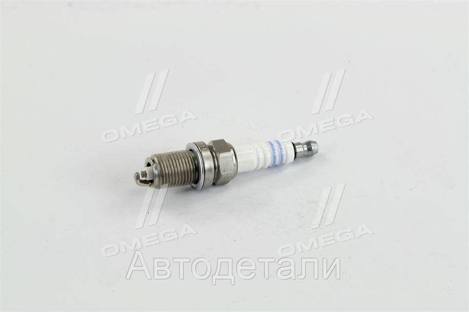 Свеча зажигания FR7DCXE 1.1 NICKEL (LADA PRIORA,  CHEVROLET LACETTI) (пр-во BOSCH) 0242235667