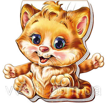 Смешные лапки : Котик (у) 340005