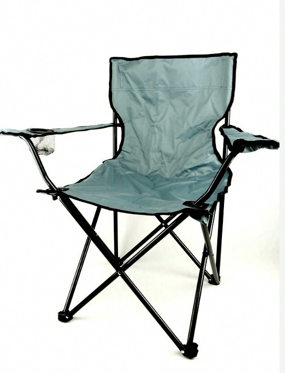 Крісло розкладне Павук з підсклянником для риболовлі пікніка