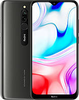 Смартфон Xiaomi Redmi 8 4/64Gb Black (Global)