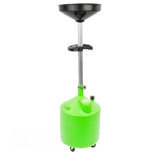 Установка для слива масла пластиковая (75 л) G.I.KRAFT (HDP-75)