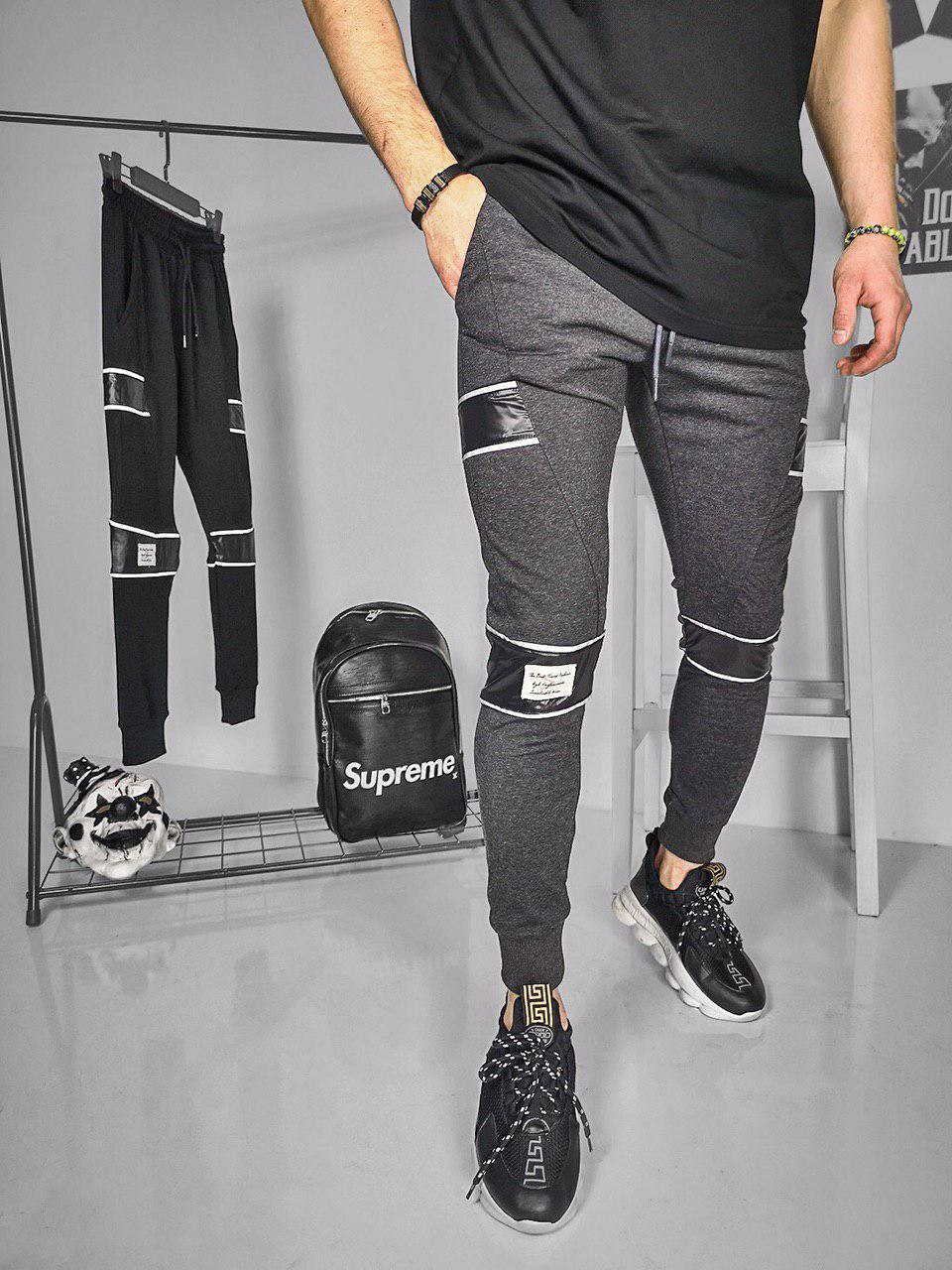 Серые штаны