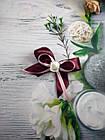 Бутоньерки-бантики для гостей любые цвета, фото 3