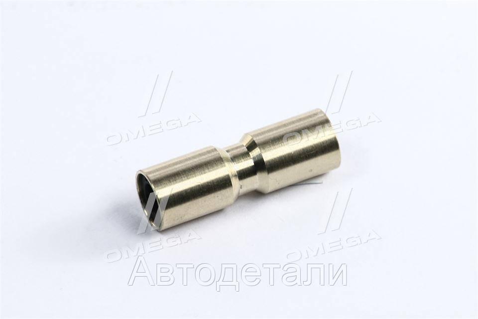 Соединитель аварийный 6х6 латунь трубки ПВХ STANDARD (RIDER) RD 08.24.35