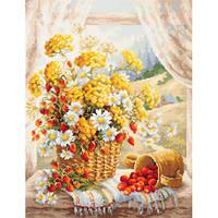 Набор для вышивания, Чудесная игла «Медовый аромат»