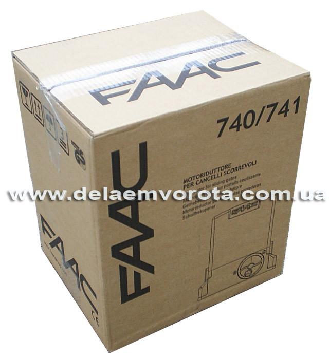 FAAC 740
