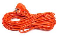 Удлинитель PowerPlant 15 м, 3x1.0мм2, 8А (JY-3024/15)