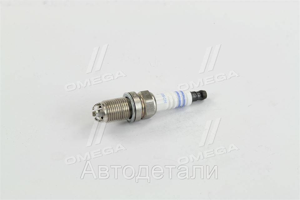 Свеча зажигания FGR8KQE0 NICKEL (OPEL) (пр-во BOSCH) 0242229648