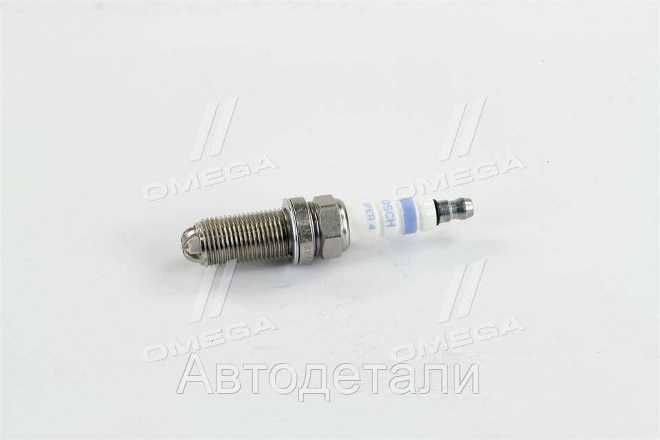 Свеча зажигания FR78NX SUPER4 (TOYOTA,NISSAN) (пр-во BOSCH) 0242232515