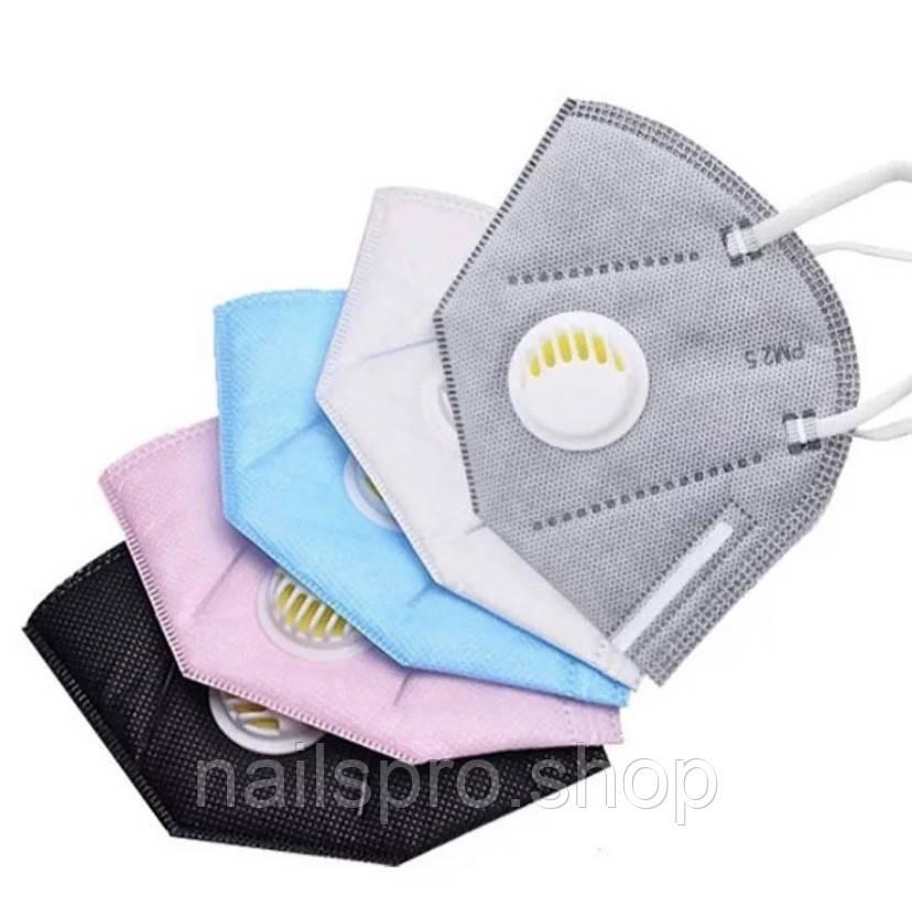 Защитная маска респиратор с фильтром