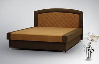 Кровать с подъемником и матрасом Эллада 160