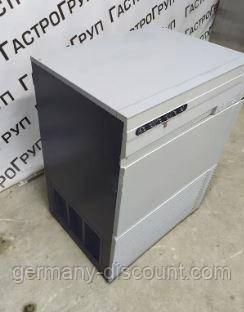Льдогенератор 90кг / 24 г гранулы Castel MAC F90 compact