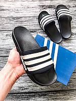 Мужские летние тапки adidas
