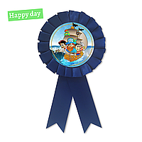 """Медаль сувенірна """" Пірати """". Медалі для дитячих свят"""