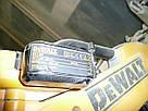 Торцовочная пила  DeWalt DW718-QS с лазерным указателем DE7187 бу 2007 г., фото 2